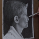 ARTISTS! Use Powder Blender with Graphite Pencil for Portraits
