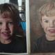 Jonnys Portrait - Polychromos Pencils and Powder Blender